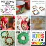 Plan your Play Week with Arts, Crafts and Activities #17