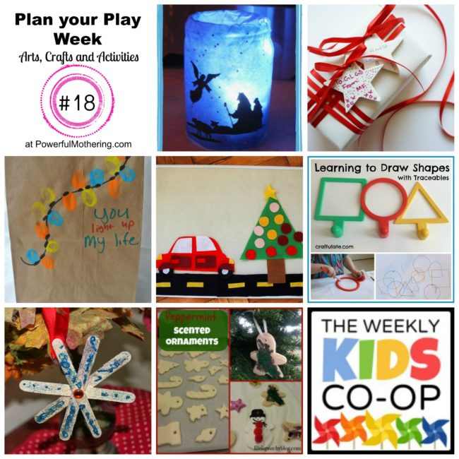 Plan your Play Week with Arts, Crafts and Activities #18