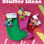 Stocking & Stuffer Ideas for Kids
