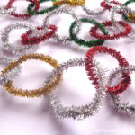 Pipe Cleaner Garlands
