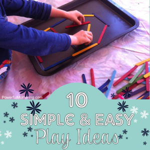 10 simple and easy play activities for kids