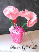 Flower Gift Craft