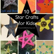 Star Crafts for Kids 10 Ideas