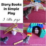 Story Books in Simple Play