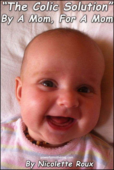 The Colic Solution ebook pinterest