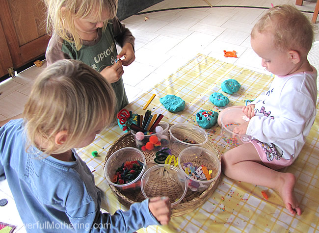 lets play with loose parts