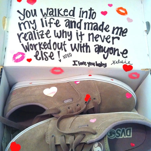 How to surprise your tech savvy man valentines shoes solutioingenieria Gallery