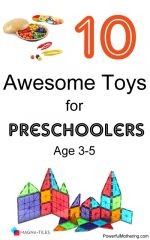 10 Awesome Toys for Preschoolers