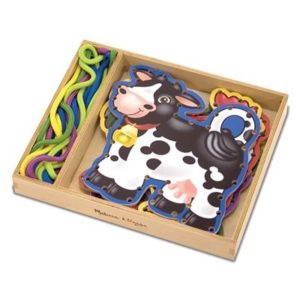Lace and Trace Farm Best Educational Toys for Preschoolers