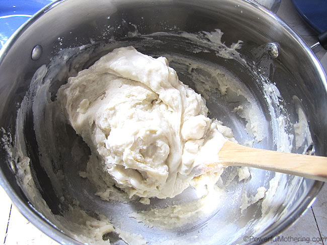 long lasting playdough recipe