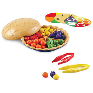 super sorting pie Learning Toys for Preschoolers