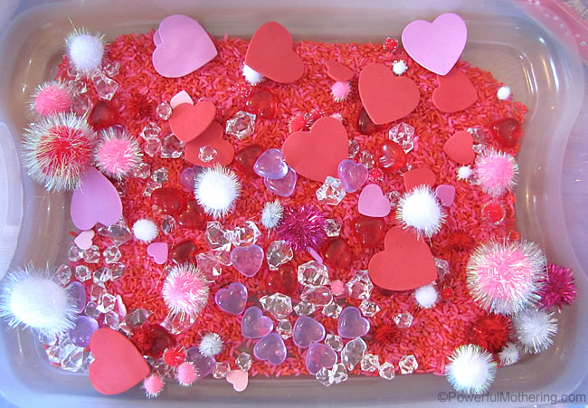 Kindergarten Valentines Craft
