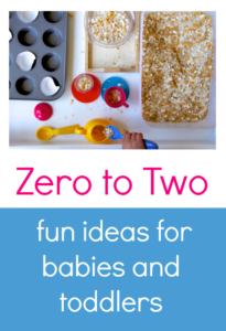 zero to two play book