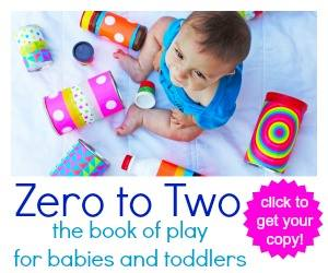zero to two the book of play and printables for toddlers