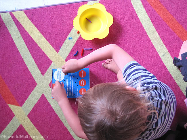 fine motor skills for toddlers