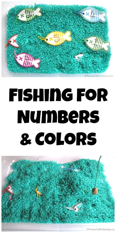 fishing for numbers and colors