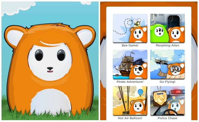 ubooly apps for toddlers