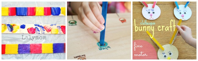 25 popsicle and craft stick ideas for toddlers and preschoolers color play with craft sticks ccuart Image collections