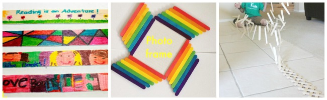 25 popsicle and craft stick ideas for toddlers and preschoolers craft stick photo and kids fun ccuart Image collections