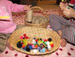 Loose Parts Play for Toddlers