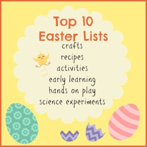 top 10 easter things