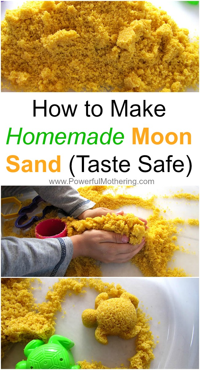 Best Moon Sand Recipe