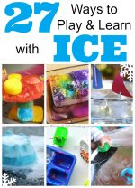 27 Ways to Play and Learn with ICE