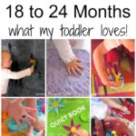 Activities for 18 to 24 Months