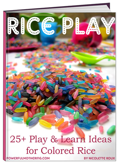 rice activities for preschoolers how to make color rice easy 410