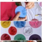 Everyday Fine Motor Materials – P is for Paperclip (Busy Bag)