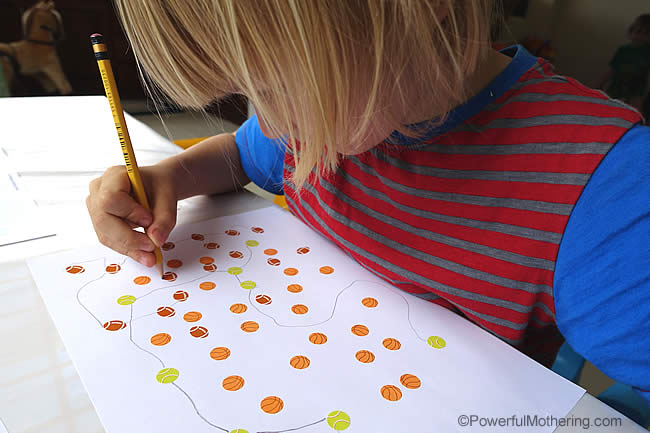 great fine motor idea