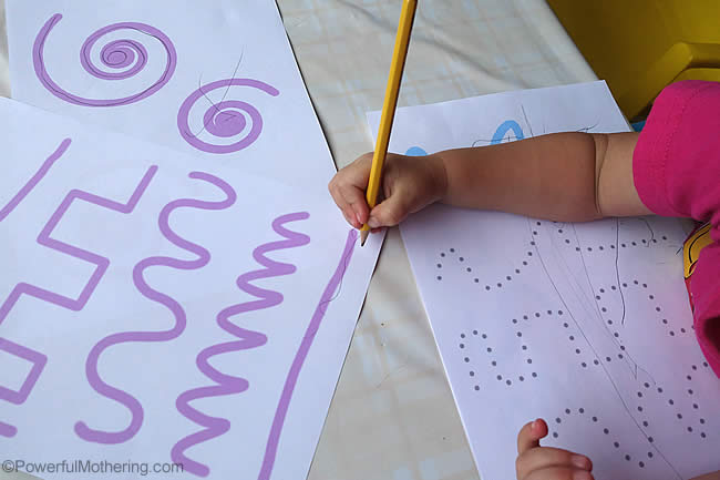 worksheets for early learners