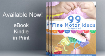 99 fine motor ideas the book!