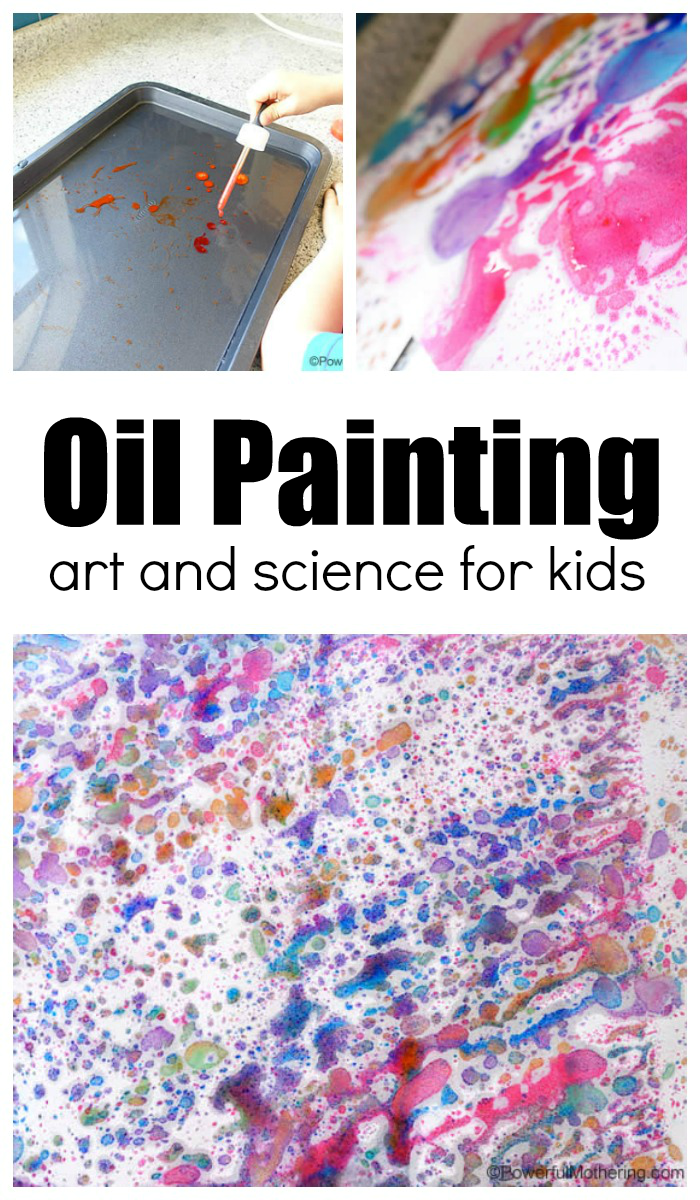 Oil Painting For Kids