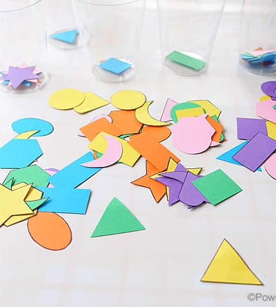 Shape & Color Sorting