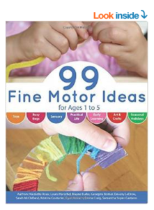 look inside 99 fine motor ideas