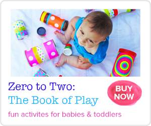 Zero to Two the book of play!
