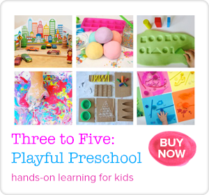 three to five playful-playschool