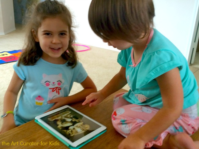 the Art Curator for Kids - How to Look at Art with Young Kids