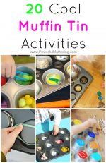 20 Cool Muffin Tin Activities