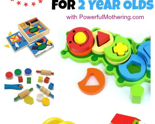 Best Wooden Toys for 2 Year Olds