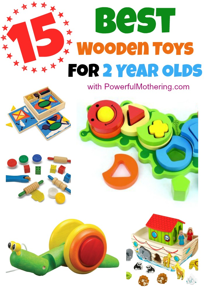 Toys For 2 Year Olds : Best wooden toys for year olds