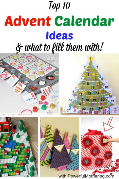 Top 10 Advent Calendar Ideas and what to fill them with
