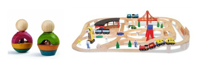 Toy Trains For Two Year Olds : Best wooden toys for year olds