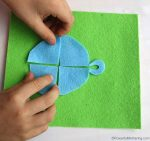 Felt Puzzles – Christmas Busy Bags