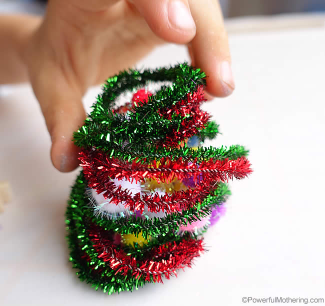pipecleaner tree