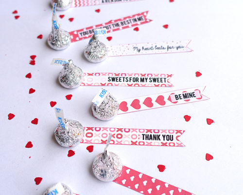 Kisses & Love Notes
