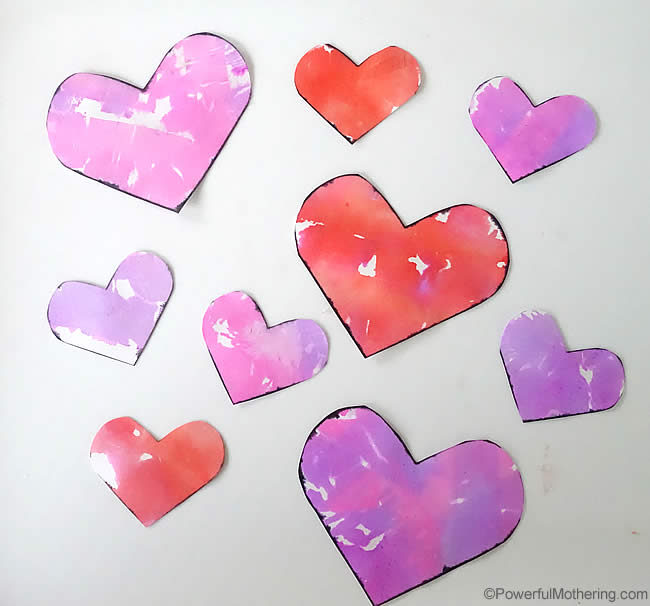 valentines hearts