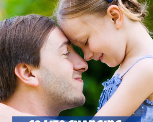 10 Life Changing things a Father can do for his Daughter