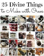 25 Divine Things to Make with Oreos